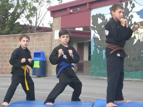 Redwood City Martial Arts at Roy Cloud School