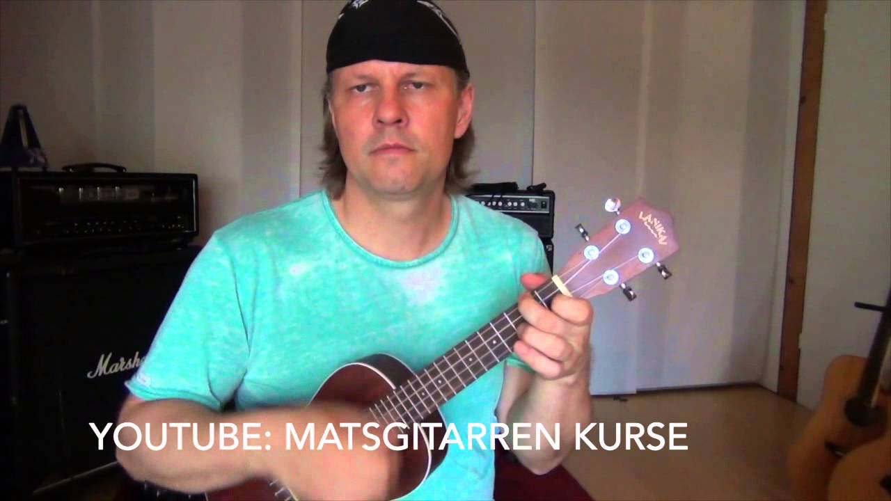 Eagle Eye Cherry Save Tonight Ukulele Song Tutorial Youtube
