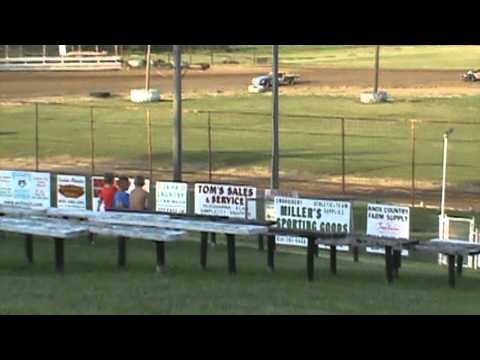 Feature at Sportsman's Speedway 6-23-13