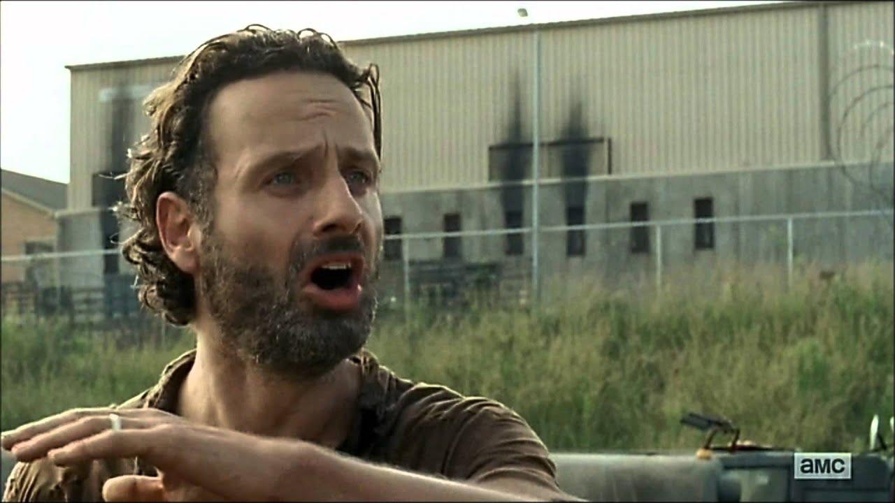 Being human season 3 episode 8 2011 - The Walking Dead Season 4 Episode 8 Rick Speech