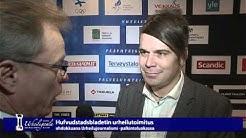 Tuula Tenkasen kohtaaminen kosketti Hufvudstadsbladetin urheilutoimittaja Filix Saxénia