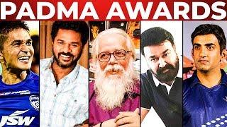 EXCLUSIVE: Padma Awards 2019 – Prabhu Deva , Shankar Mahadevan , Mohanlal Among Awardees !!