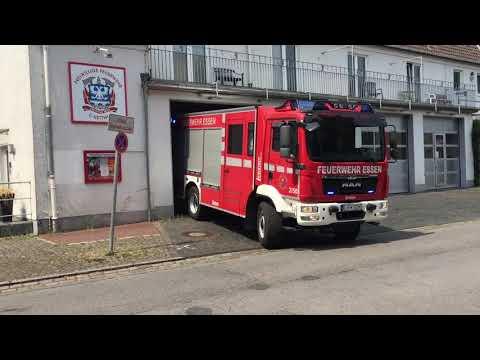 Fuhrpark der Feuerwehr Essen: Auf neuen Wegen