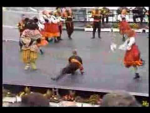 Russian Dance Kalinka