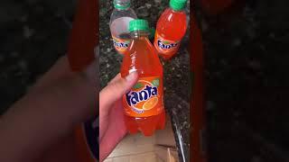 Soda bottle jelly - recipe test