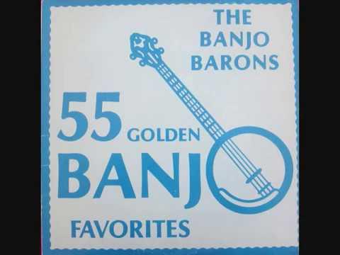 The Banjo Barons – 55 Golden Banjo Favorites - 1986 - Good Music ~ GMR-80034