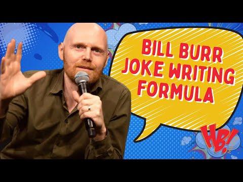 Bill Burr's Comedy Writing Secrets (Feat. The Joke Doctor)