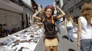 Actitud calle Malena DAlessio (de Actitud María Marta) - Los de abajo (de México). YouTube Videos