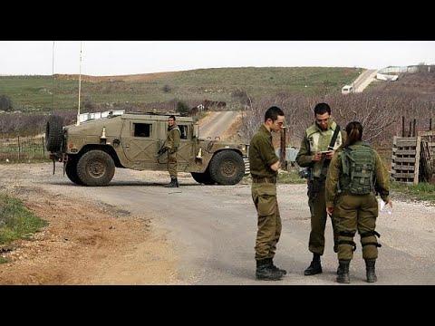 İsrail uçağı düştü bölgede...