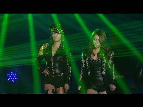 아브라카다브라 - 브라운 아이드 걸(대구공연-090906)