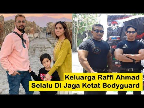 Demi Keamanan Rafattar dan Nagita | Keluarga Raffi Ahmad Selalu Di Jaga Ketat Bodyguard