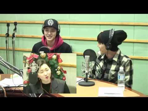 [Eng Sub Full] 140110 Jang Yoonju's Rooftop EXO Kai & Chanyeol
