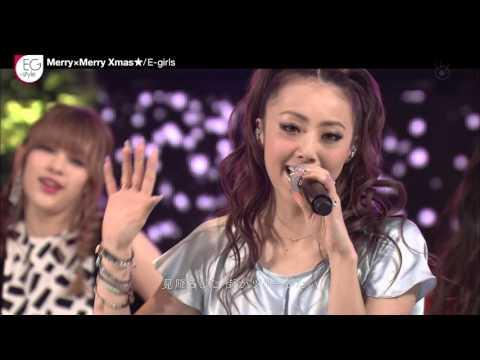 E-girls - Merry × Merry Xmas★ EG-style 2015.12.17