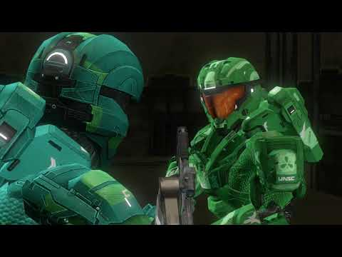 """Odd Men Out Season 2 Episode 18 """"Meeting of the Immortal Minds"""" (Halo 4 Machinima)"""