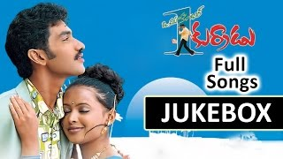 Okatonumber Kurradu Telugu Movie Songs Jukebox || Taraka Ratna,Rekha
