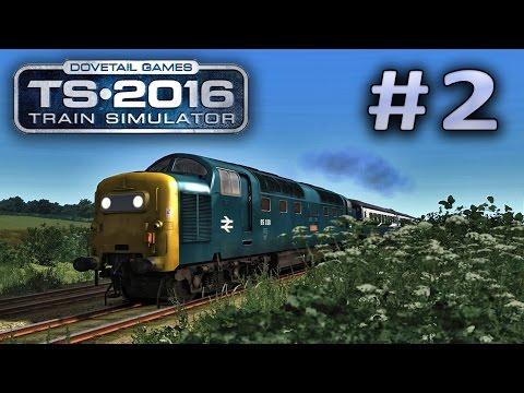 ♦TS2016♦ Peterborough to Donny Pt 1  [Class 55/British Rail]