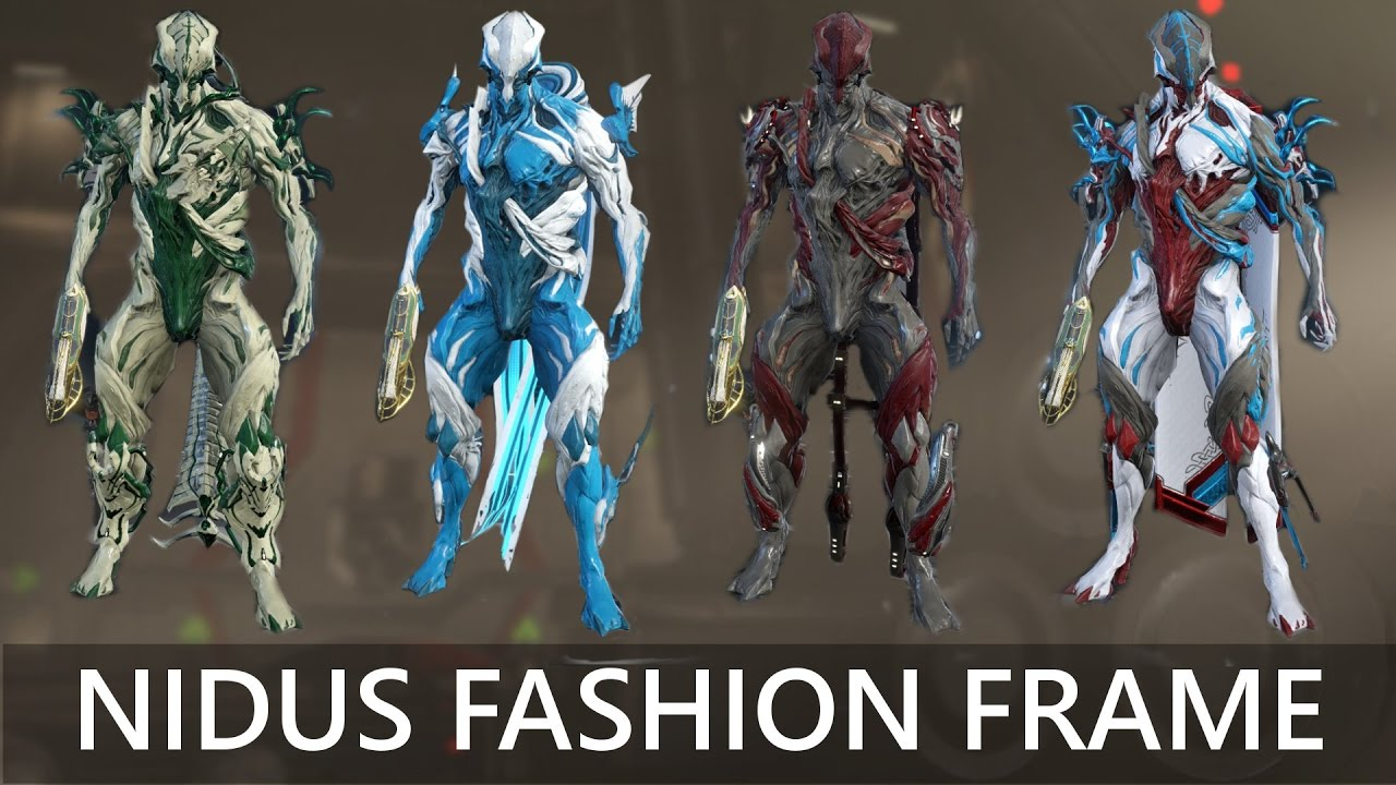 how to make nidus look cool