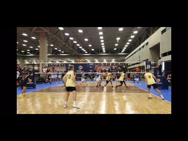 Alex Work 17-1 Libero Highlights