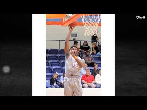 "Quinton Bush 6'8"" PF/C Angelina College Highlights"