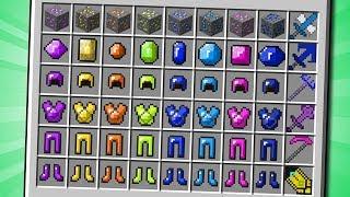 Minecraft: CONHEÇA OS NOVOS MINÉRIOS DO MINECRAFT! (NOVAS ESPADAS E ARMADURAS)