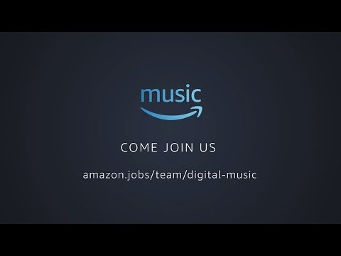 Day 1 at Amazon Music