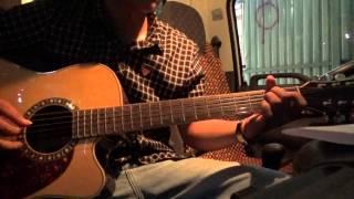 Cảm Giác Bên Em Guitar Cover__ Tặng Người Anh Yêu Trong Ngày Sinh Nhật Của Em