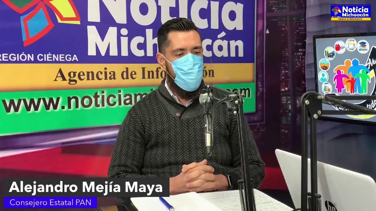 Pese a diferencias dentro del partido, el objetivo continúa siendo el mismo: Alejandro Mejía