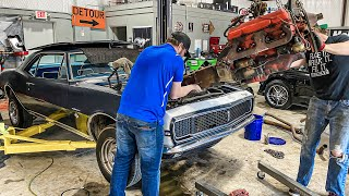 restoring-my-all-original-1967-camaro-ep-1-pulling-the-engine-trans