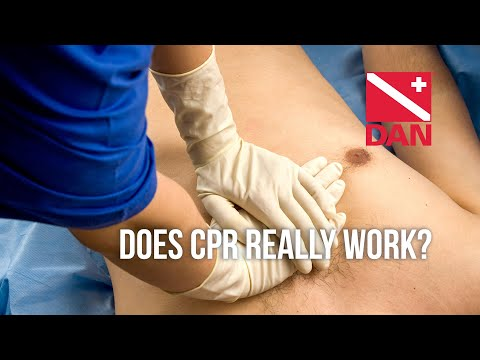 DAN CPR and First Aid