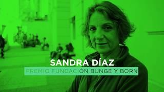 Sandra Díaz - Premio Fundación Bunge y Born 2019 en Ecología