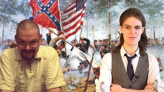 Ежи Сармат смотрит Redroom о Гражданской войне в США (Война Севера и Юга)