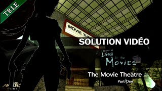 [TRLE] Lara At The Movies (2004) - #01 - The Movie Theatre (1/7)