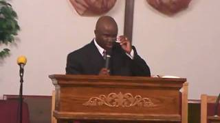 Richard Thomas Preaching, Pt 1 Day 2