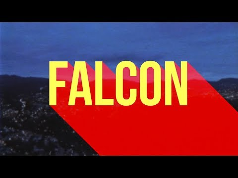 Jaden Smith - Falcon (Official Lyrics Video)
