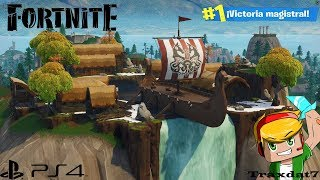 """Fortnite - PS4 """"Trying to Get Level 18 to Buy the Battle Pass"""" [Traxdat7]"""