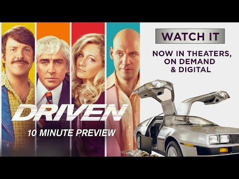 DRIVEN- 10 Minute Preview [Exclusive Content]