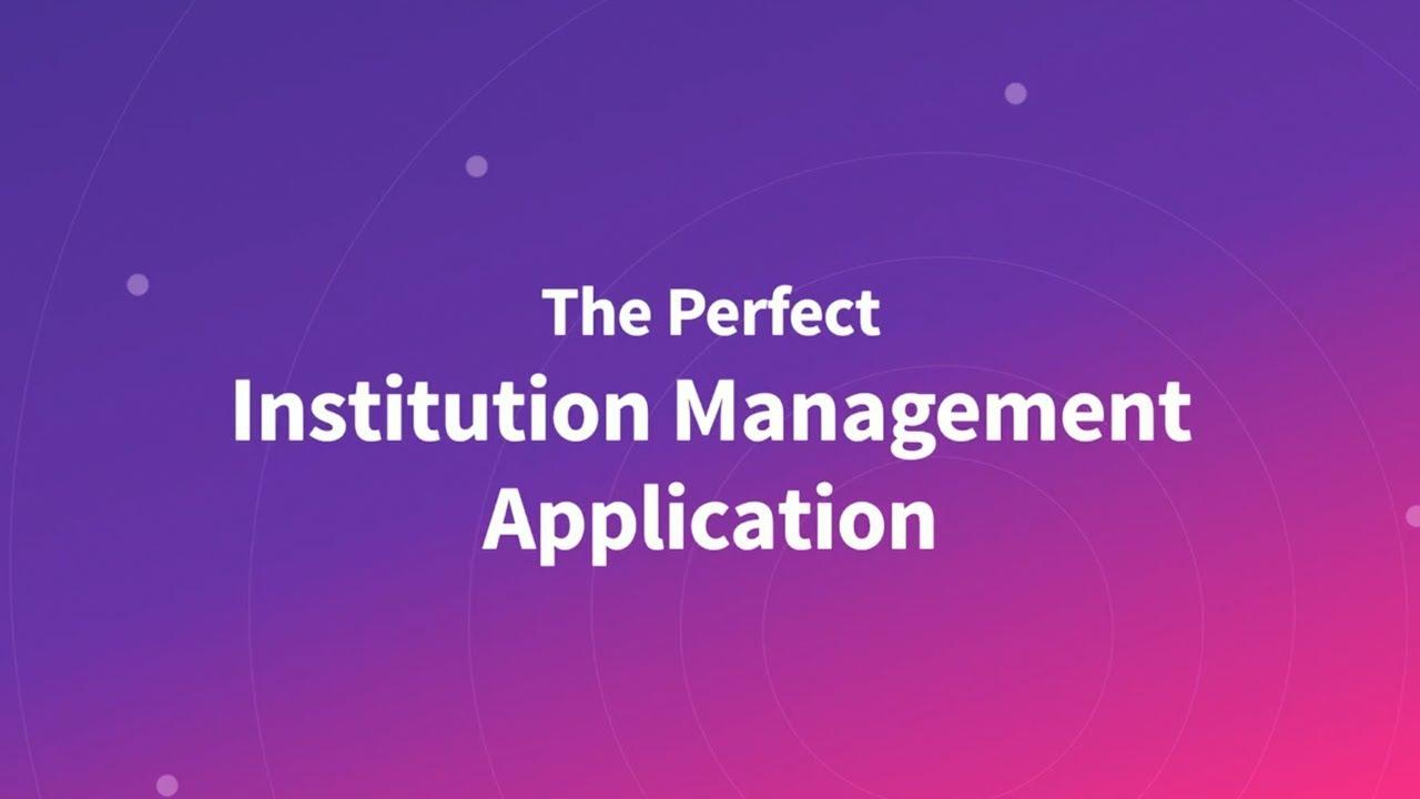 InstiKit - The Best School, College, Institute & Academy Management
