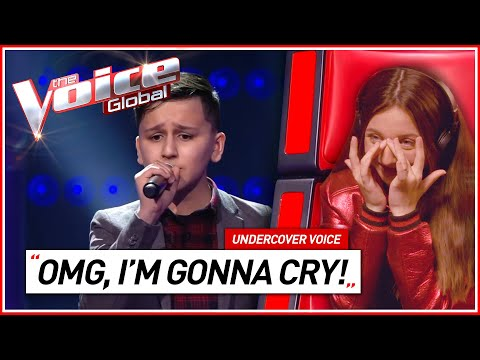 EMOTIONAL AUDITIONS bring THE VOICE fans to tears | Undercover Voice #6