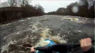 Coquet and Tyne kayaking [(RC HORNET)]