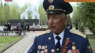 Экс-Президент Украины Леонид Кучма отметил День Победы в Великом Новгороде
