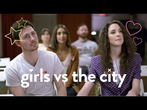 "GIRLS VS. THE CITY (Vancouver Web Series) I S01 E03 ""Difference Makers"""