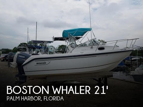 SOLD] Used 1998 Boston Whaler 21 Conquest in Palm Harbor, Florida