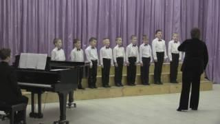 Вокальный ансамбль мальчиков «Голос»