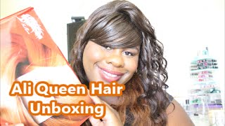 Aliexpress: Ali Queen Hair Unboxing