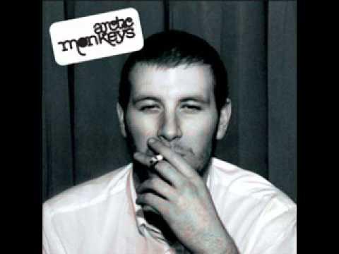 08- Arctic Monkeys - Red light indicates doors are secured - Hq Sound+Lyrics