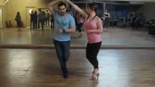 Simple Salsa Dancing