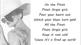 Lady Gaga -  Grigio Girls Lyrics