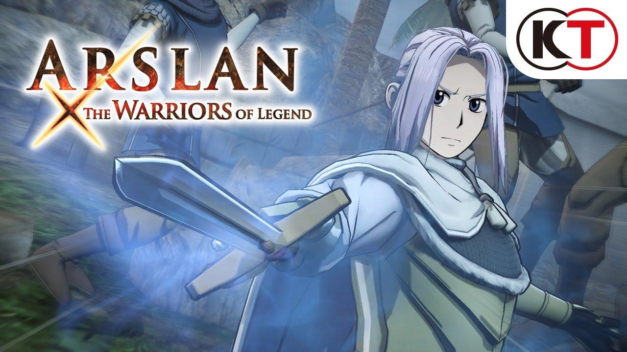 ARSLAN: THE WARRIORS OF LEGEND - ANNOUNCEMENT TRAILER - YouTube