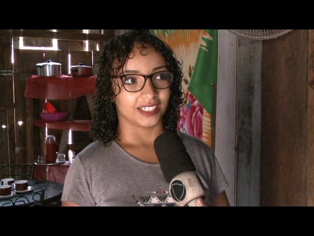 Pedido de ajuda: jovem que sofre com inundações sonha em construir sua casa