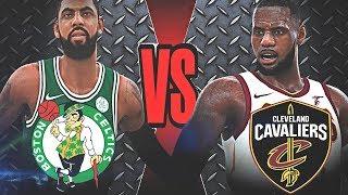 NBA 2K18: LeBron James vs Kyrie Irving | Opening Night Promo